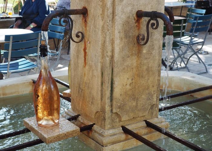 La Terrasse café du potager - Château La Coste