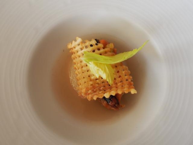 Moule frite - Une Table au Sud - Ludovic Turac