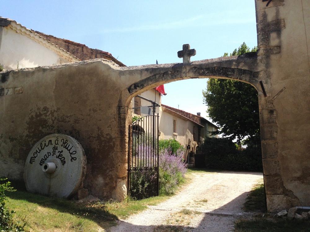 Moulin du Mas Saint Jean - Fontvieille