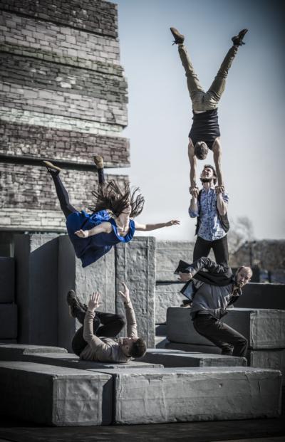 Quel Cirque ce week-end à la Friche la Belle de Mai !