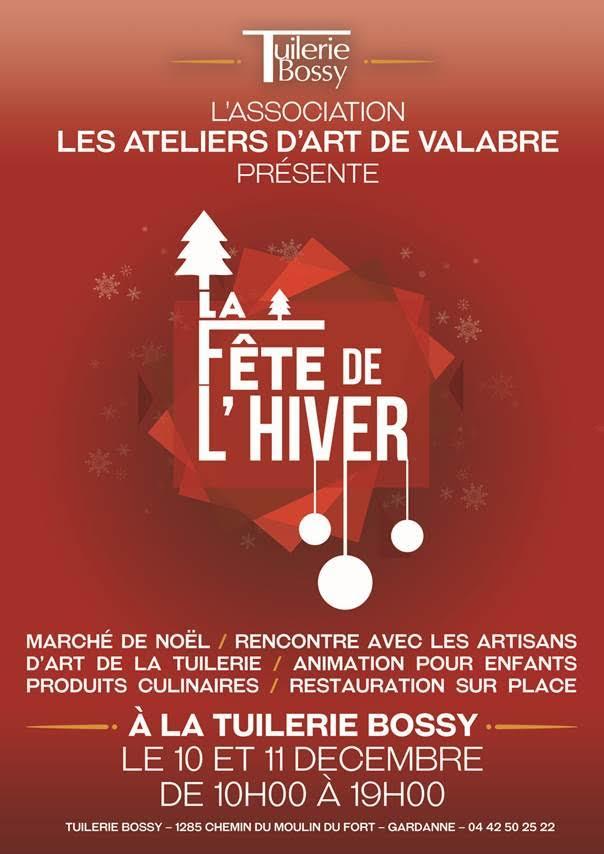 La fête de l'hiver à la Tuilerie Bossy - Gardanne