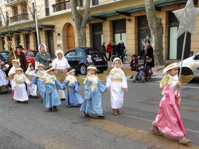 La marche des Rois mages Aix en Provence