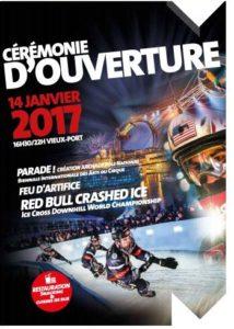 Cérémonie d'ouverture #MPSPORT2017 - Marseille Capitale Europeenne du sport