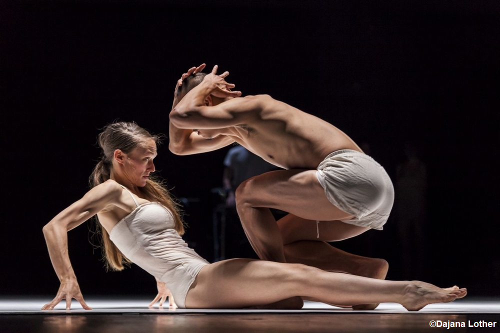 Sunny ©Dajana Lother danse & électro au Grand Théâtre de Provence
