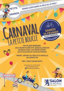 Carnaval La petite boucle - Salon de Provence