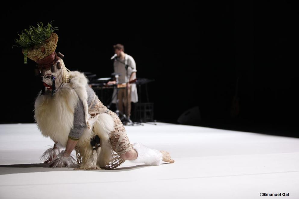 Sunny ©Emanuel Gat danse & électro au Grand Théâtre de Provence