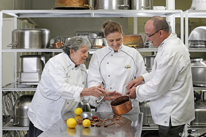 Famille Roelandts - Chocolaterie de Puyricard