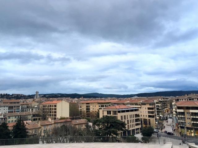 Terrasse les magnolias - GTP Aix en Provence