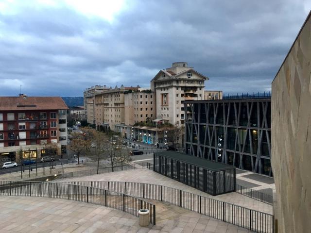 Terrasse les magnolias - GTP Aix en Provence - Pavillon Noir