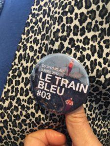Le Train Bleu itinéraire côtier artistique