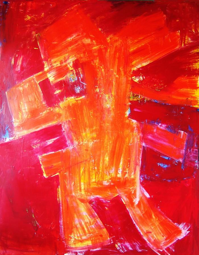 L'appel de la couleur expo Patricia Sawicki - Docks village Marseille