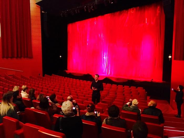 Salle du Grand Théâtre de Provence d'Aix