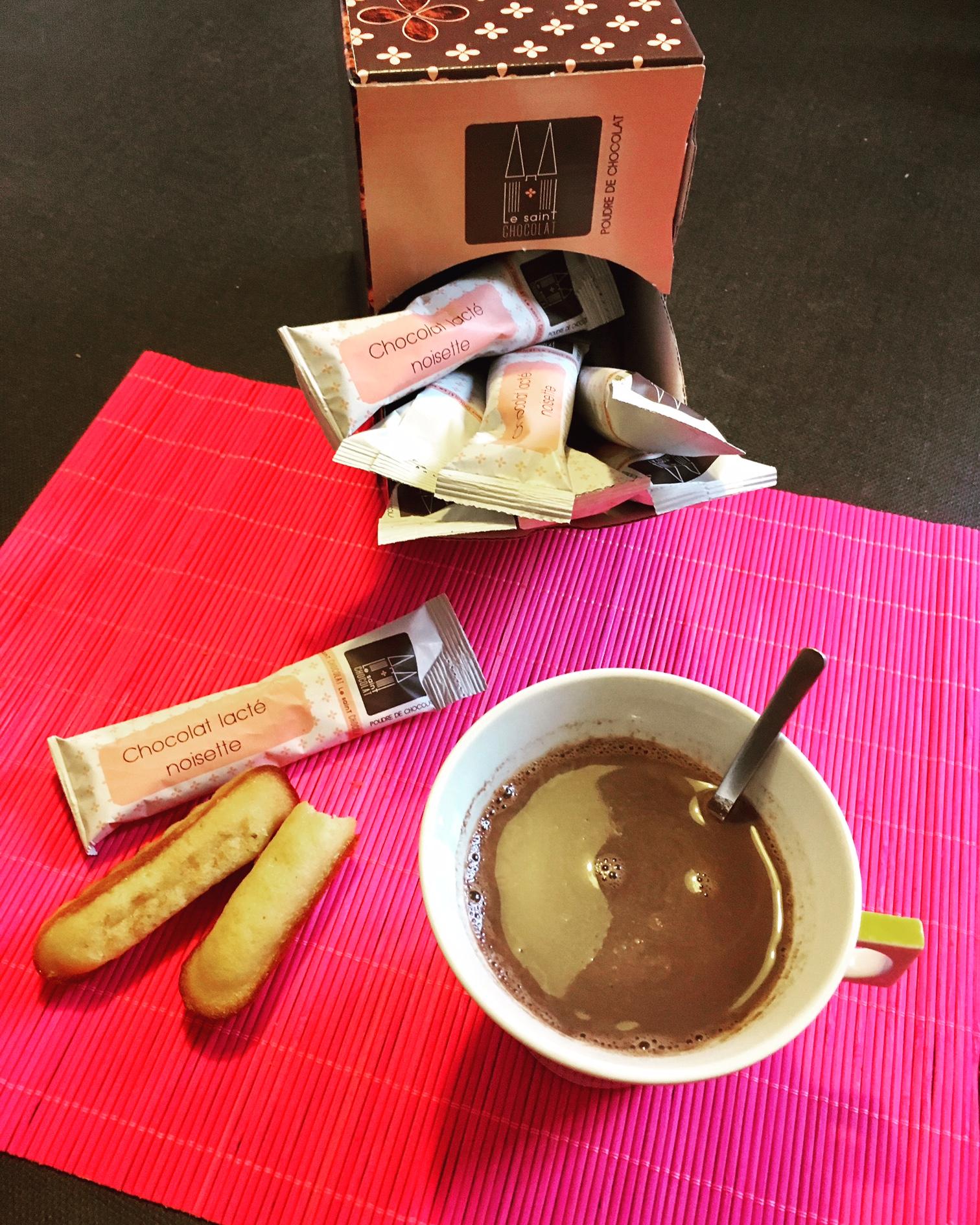 La Maison du Bon Café - Le Saint Chocolat