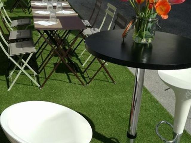 Miss ball - Restaurant de boulettes Calas- La terrasse