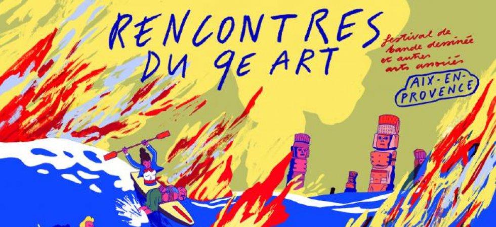 Rencontres du 9e art, le Festival BD d'Aix en Provence