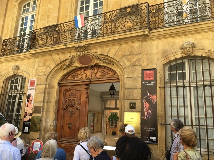 Hôtel Maynier d'Oppède - Aix en Provence