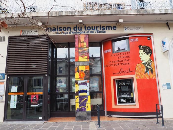 Maison du tourisme du Pays d'Aubagne et de l'étoile