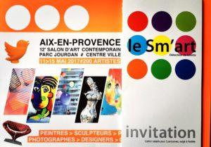 Sm'art Aix en Provence 2017 Concours