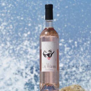Les Vilaines - Rosé Aix en Provence