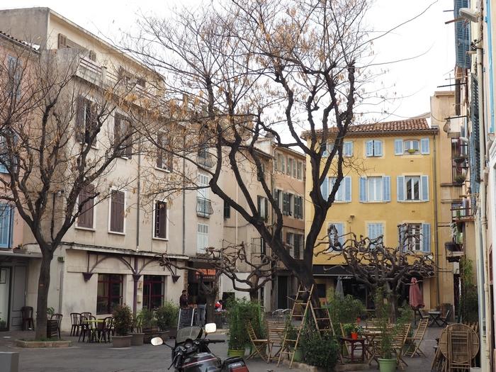 place Joseph Rau - Aubagne