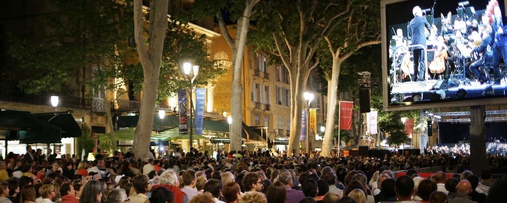 PARADES - Aix en Juin - Aix en Provence
