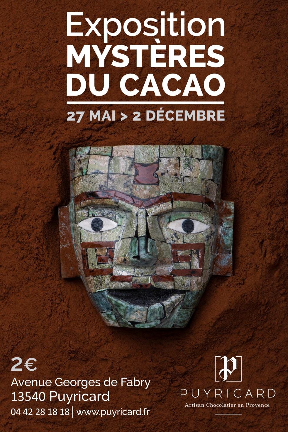 Mystères du Cacao - Chocolaterie Puyricard - Aix en Provence