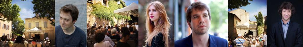 Pianos en fête Laroque d'Anthéron 10 juin 2017