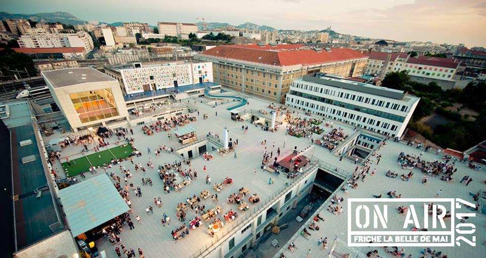 On Air - La Friche Belle de mai - Fête de la musique Marseille