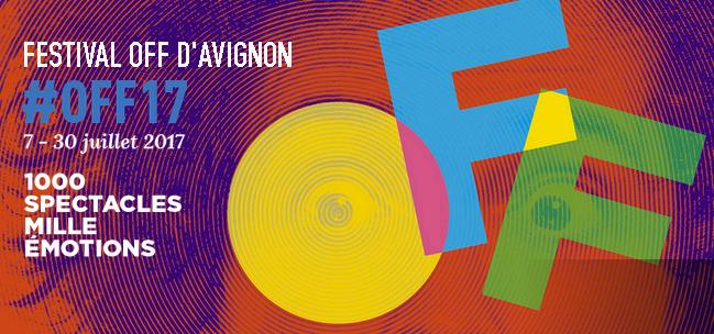 Festival OFF Avignon 2017