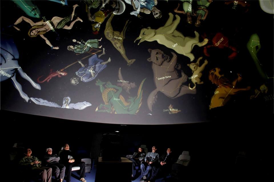 Planetarium Peiresc Aix en Provence