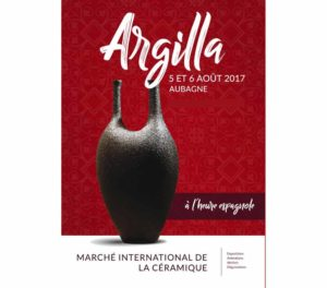 Argilla - Marché International de la céramique 2017