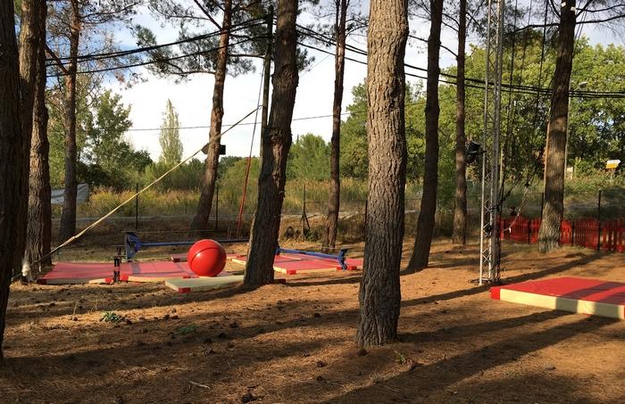 Ateliers Le Festival Jours [et Nuits] de Cirque(s) CIAM - Aix en Provence