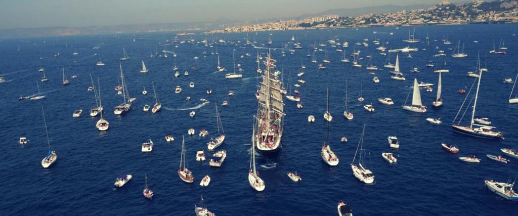Grande Parade maritime Marseille Provence - Office de la mer