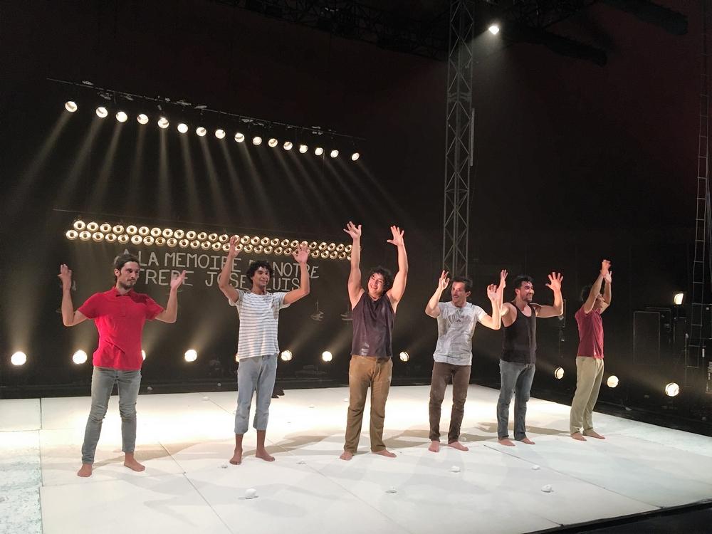 Somos - El Nucléo - Le Festival Jours [et Nuits] de Cirque(s) CIAM - 2017