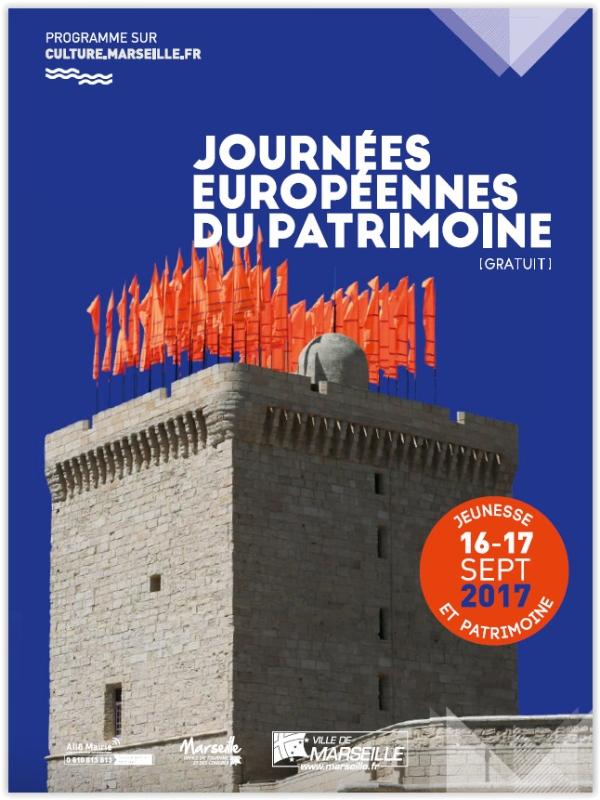 Journées Européennes du Patrimoine2017 - Marseille