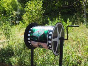Musée Promenade Digne Les Bains - sentier de l'eau - sentiers des papillons