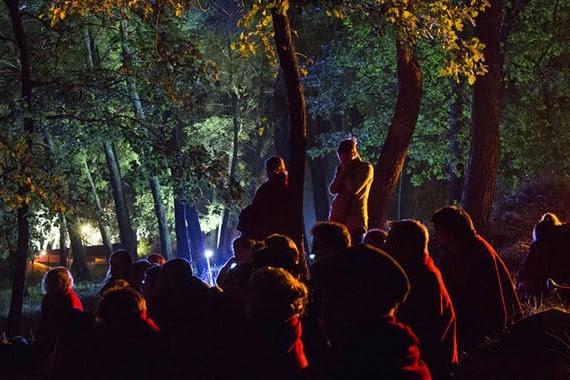 Nuit de cirque - Le Festival Jours [et Nuits] de Cirque(s) CIAM - Aix en Provence