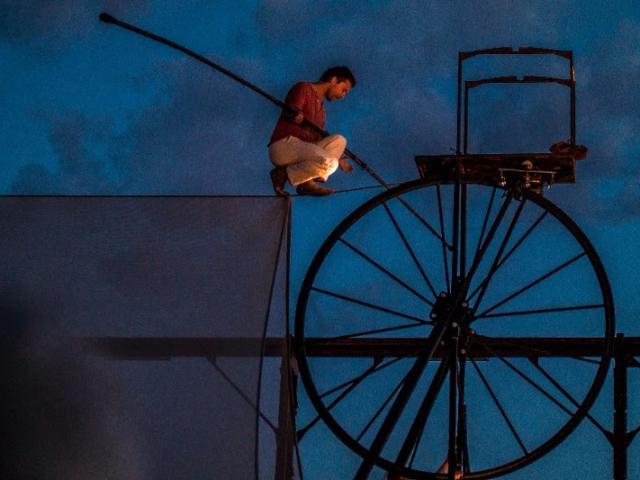 Sodade - Le Festival Jours [et Nuits] de Cirque(s) CIAM - Aix en Provence