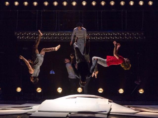 Somos el nucléo - - Le Festival Jours [et Nuits] de Cirque(s) CIAM - Aix en Provence