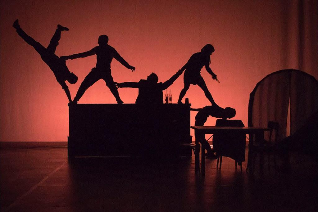 Speak easy - the Rat Pac - Nuit de cirque - Le Festival Jours [et Nuits] de Cirque(s) CIAM - Aix en Provence