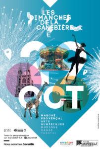 Les dimanches de la Canebière Marseille - octobre 2017
