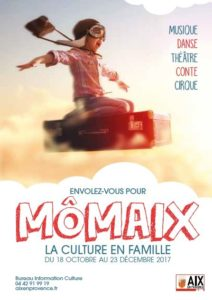 Festival Mômaix - Aix en Provence