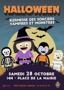 Kermesse Halloween - Venelles