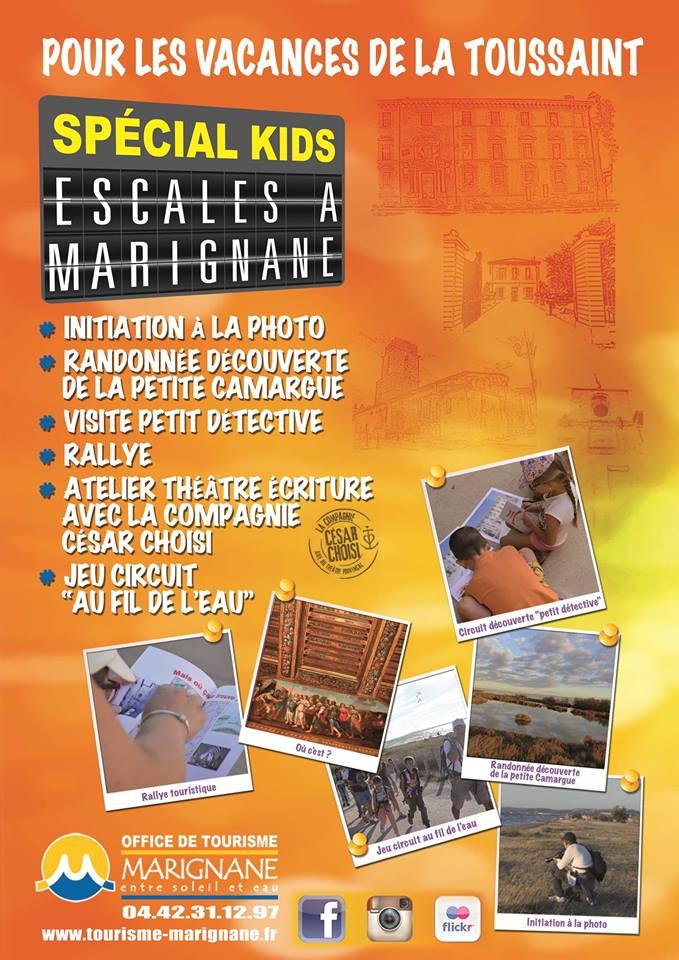 Escales kids à Marignane -