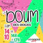 La boum des minots - Les Docks Village Marseille