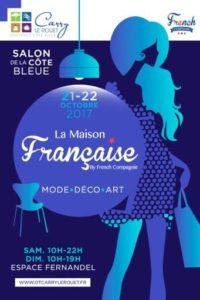 La Maison Française - Salon de la Côte Bleue