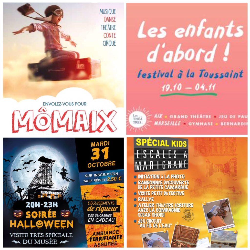 Vive les vacances de Toussaint en Provence !