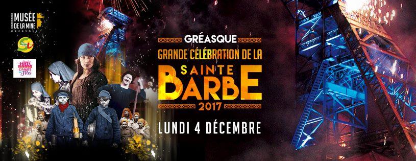 Celebration de la Sainte Barbe Gréasque 2017