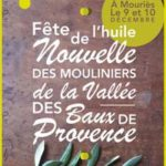 Fête de l'huile nouvelle des Baux de Provence - Mouries