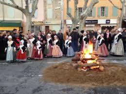 Feu de la Saint jean d'hiver - Saint Rémy de Provence